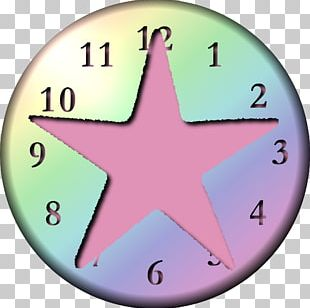 Clock Face Hour Template Time PNG