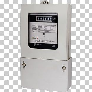 Electricity Meter Electronics Electrical Energy PNG