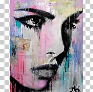 Canvas Print Drawing Painting Artist PNG
