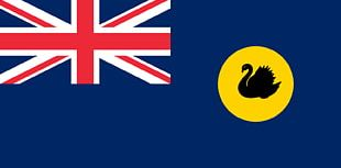 Flag Of Western Australia Flag Of Australia Flag Of Victoria PNG