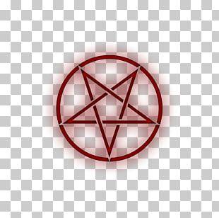 Lucifer Pentagram Pentacle Symbol Satanism PNG