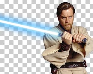 Ewan McGregor Obi-Wan Kenobi Star Wars: The Clone Wars Anakin Skywalker PNG