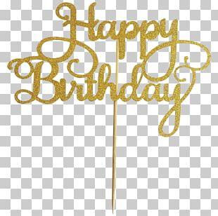 Birthday Cake Wedding Cake Topper Cupcake PNG