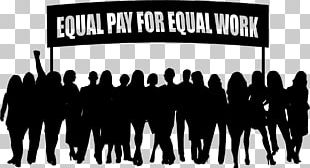 Equal Pay For Equal Work Gender Pay Gap Equal Pay Day Equal Pay Act Of 1963 PNG