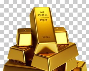 Gold Bar Bullion Gold As An Investment PNG