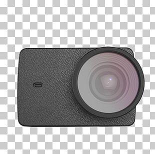 YI Technology YI 4K Action Camera Xiaomi Yi Bicast Leather PNG