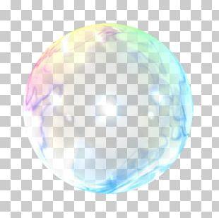 Color Bubble Foam PNG