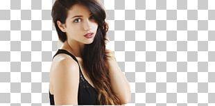 Emily Rudd Black Hair Model Long Hair PNG