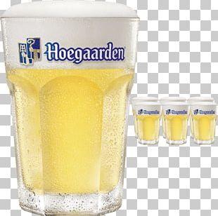 Wheat Beer Hoegaarden Brewery Pint Glass Belgian Cuisine PNG