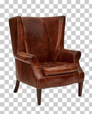 Club Chair Furniture Wing Chair Swivel Chair PNG