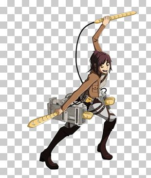 Sasha Braus Eren Yeager Attack On Titan A.O.T.: Wings Of Freedom YouTube PNG