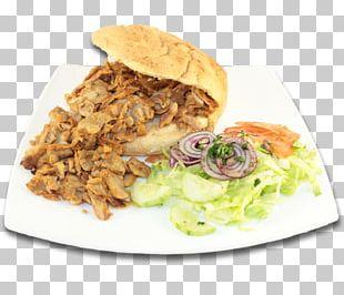 Doner Kebab Gyro Pita Fast Food PNG