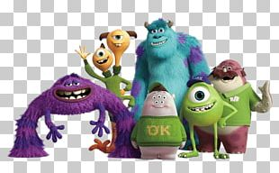 Monsters University Group PNG