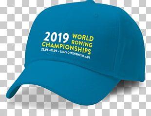 Baseball Cap 2019 World Rowing Championships International Rowing Federation 0 PNG