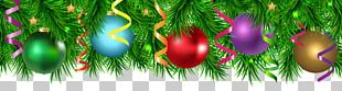 Christmas Ornament Santa Claus Christmas Card PNG