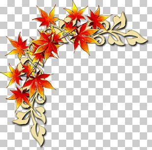 Frames Autumn Painting Molding Tableau PNG