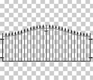 Fence Line Angle Material Font PNG