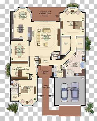 Floor Plan Boynton Beach House Plan PNG