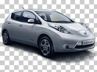 Nissan Navara Electric Vehicle Car 2018 Nissan LEAF PNG