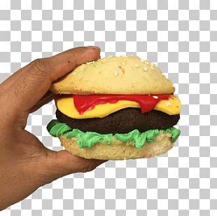 Hamburger Cheeseburger Fast Food Slider Veggie Burger PNG
