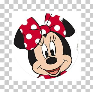 Minnie Mouse Torte Mickey Mouse Christmas Wafer PNG