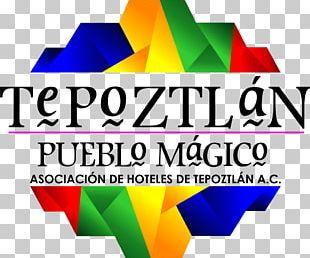 Tepoztlán Pueblo Mágico Secretariat Of Tourism Logo PNG