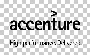 Accenture S.A. Logo Business Management Consulting PNG