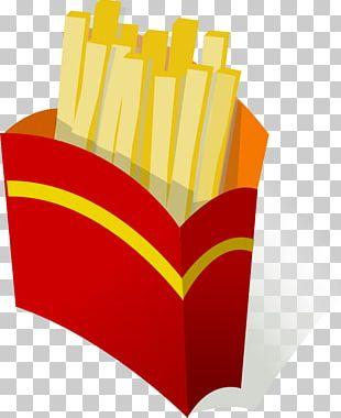 Junk Food Hamburger French Fries Fast Food PNG
