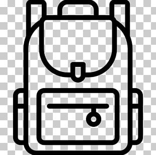 Backpack Baggage Travel Suitcase PNG