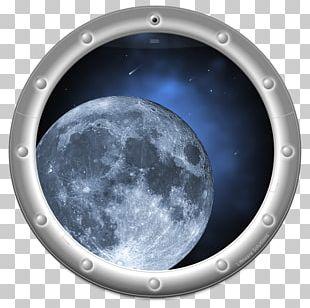 Full Moon Lunar Phase Blue Moon Lunar Calendar PNG