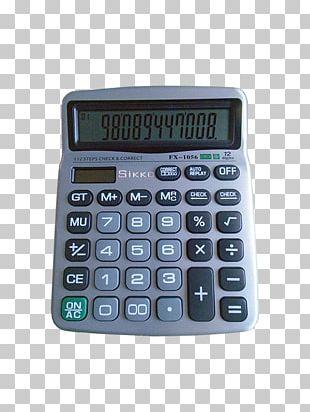 Scientific Calculator Electronics Numeric Keypads PNG