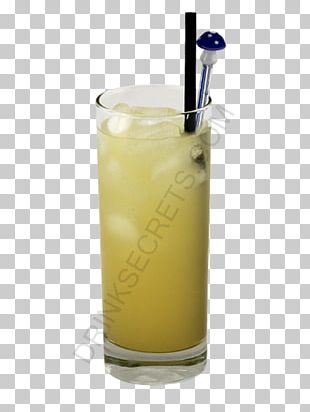Harvey Wallbanger Sea Breeze Cocktail Garnish Mai Tai Fuzzy Navel PNG