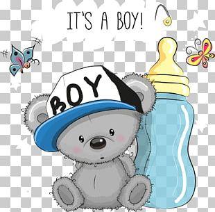 Teddy Bear Cuteness Cartoon PNG