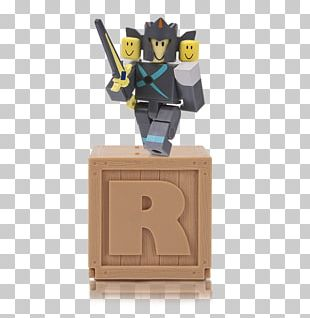 Action & Toy Figures Roblox Box Set PNG
