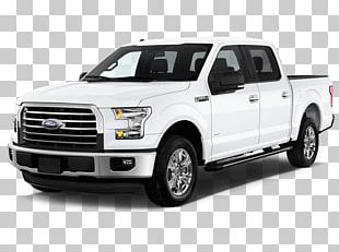 Ford White Pickup PNG