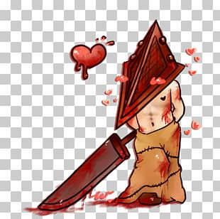 Pyramid Head Silent Hill 2 Video Game Character Fan Art PNG