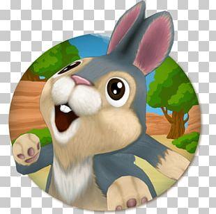 Bunny Run Game PNG