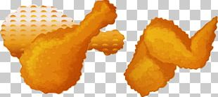 Fried Chicken Buffalo Wing Fast Food PNG