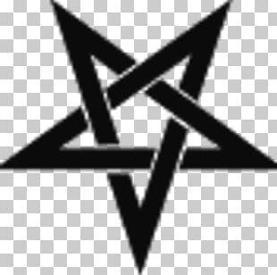 Pentagram Wicca Sigil Of Baphomet Satanism Pentacle PNG