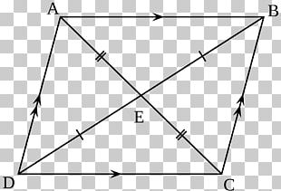 Parallelogram Quadrilateral Congruence Geometry PNG