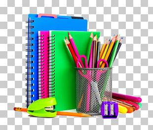 School Supplies Stationery Notebook Resource Room PNG