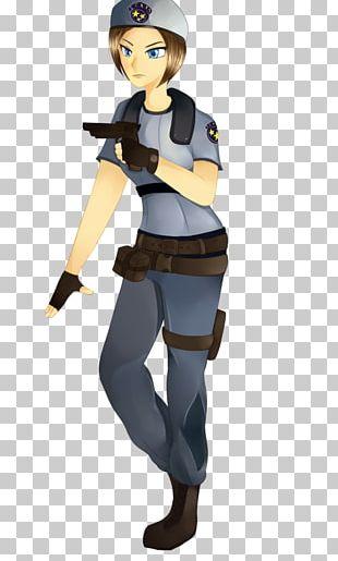 Animated Cartoon Mascot Figurine PNG