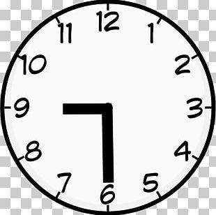 Clock Face Digital Clock Analog Signal PNG