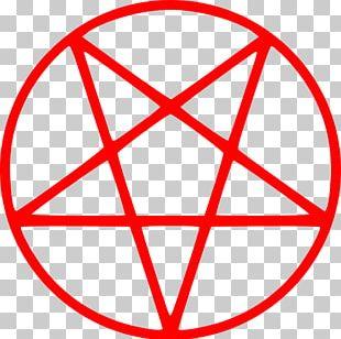 Church Of Satan Lucifer Pentagram Satanism PNG