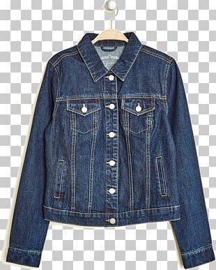 Jean Jacket Levi Strauss & Co. Clothing Jeans PNG