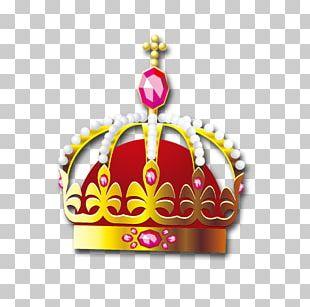 Crown Pearl Purple PNG