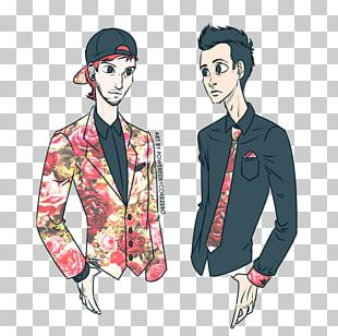 Fashion Illustration Human Behavior Cartoon Jacket PNG