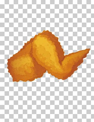 Fried Chicken Buffalo Wing PNG