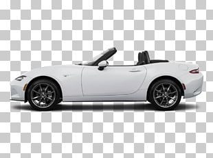 2018 Mazda MX-5 Miata RF Grand Touring Car Vehicle Convertible PNG