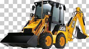 Caterpillar Inc. JCB Backhoe Loader Heavy Machinery PNG